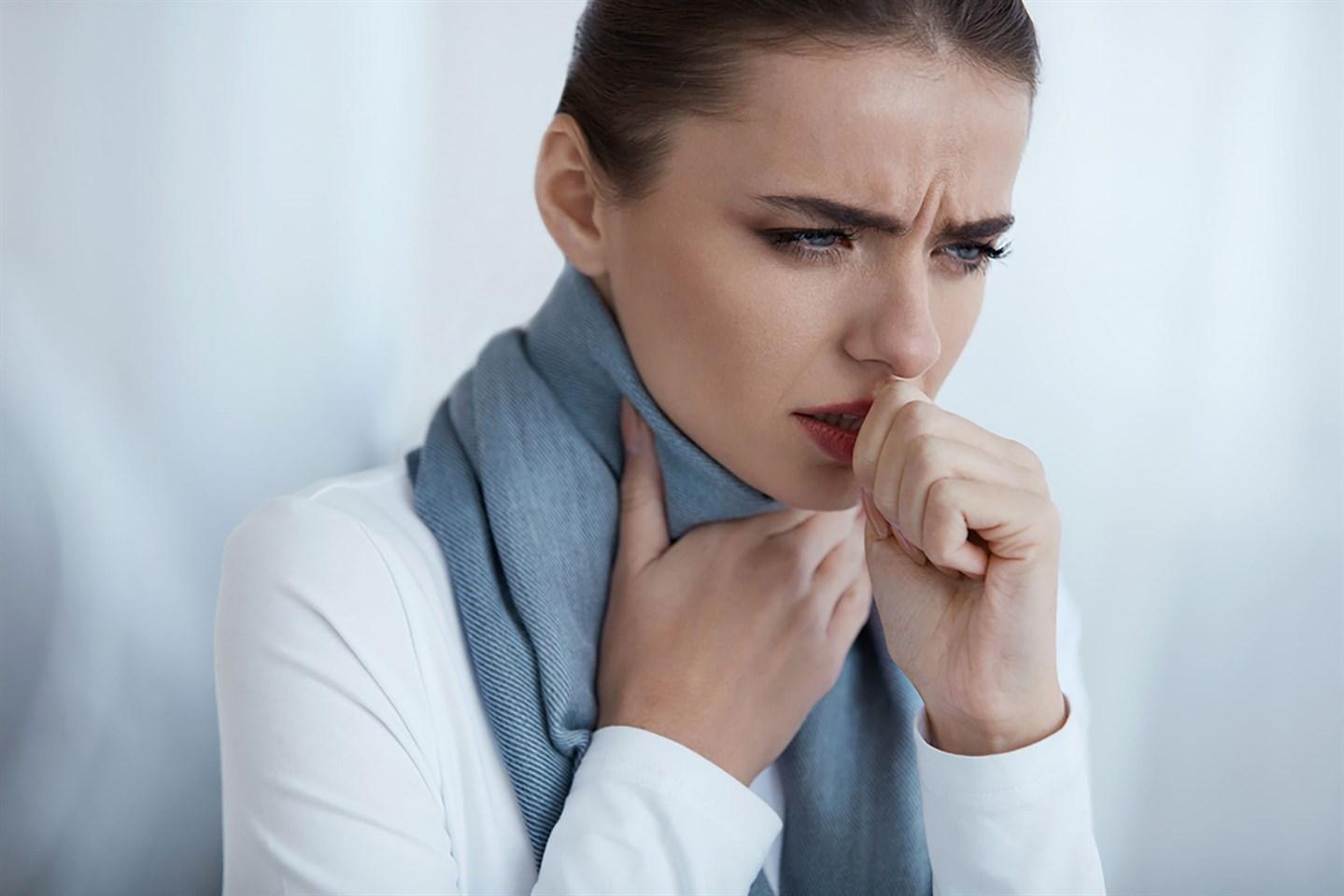 кашель астма
